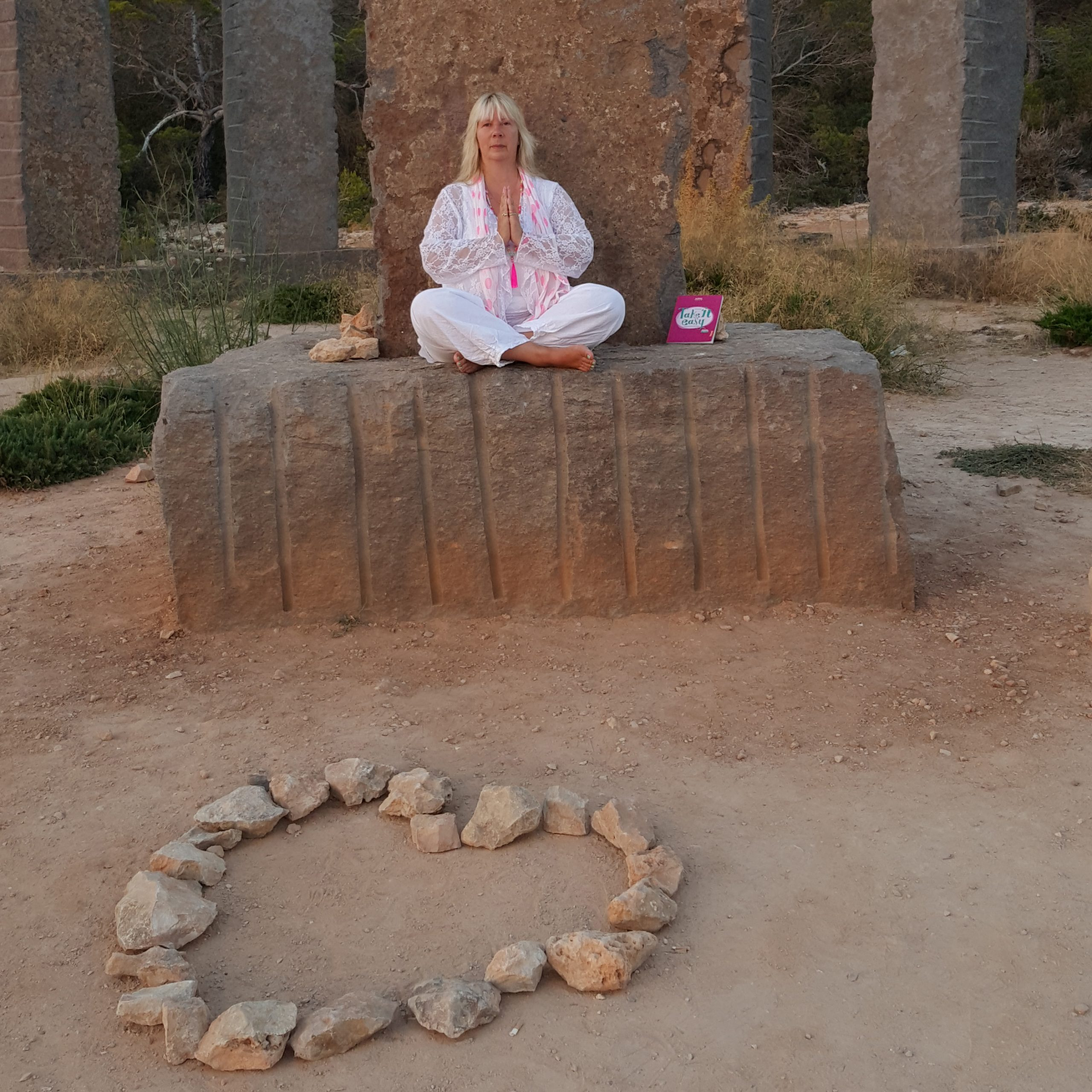 meditation herz